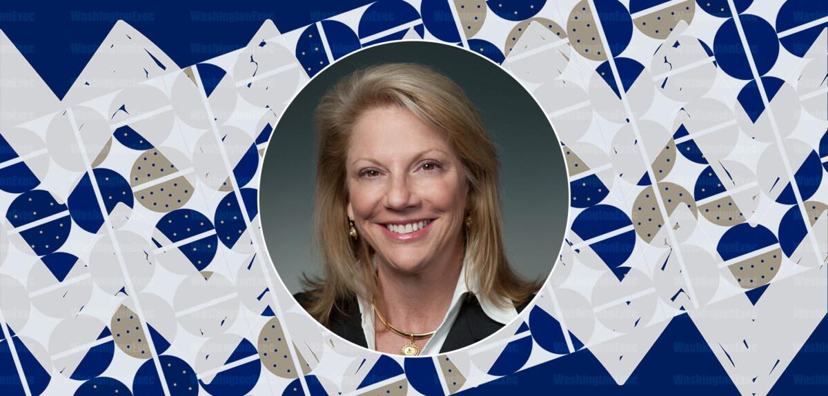 Anne Altman, 2019 WashingtonExec Pinnacle Awards Hall of Fame Inductee