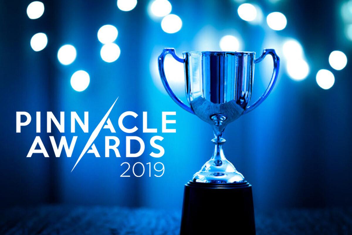 2019 WashingtonExec Pinnacle Awards - Presented by Bloomberg