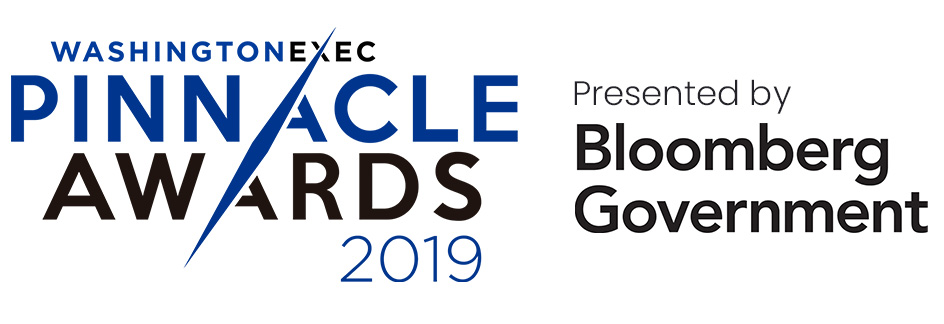 2019 WashingtonExec Pinnacle Awards - Presented by Bloomberg Government