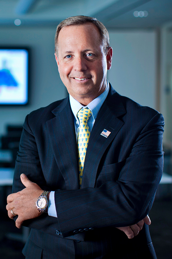 Brad Antle, Executive Chairman of Oceus Networks LLC